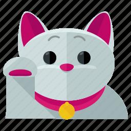 animal, cat, games, gaming, pet icon