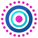 circle, circles, dots, games, gaming icon