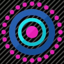 circle, circles, dots, games, gaming icon