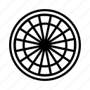 bullseye, dart, dartboard, game, sports, target