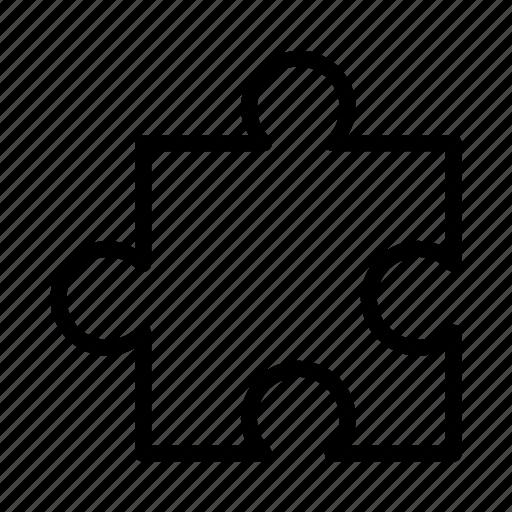 fun, game, organization, puzzle, seo, structure icon