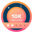 award, badge, challenge, checkin, checkins, foot, running