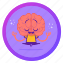 award, badge, brain, challenge, goal, mind, social