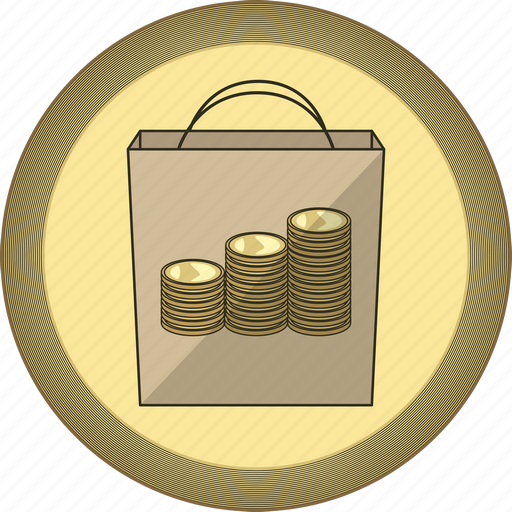 best, coin, gamification, gold, medal, packet, sales icon