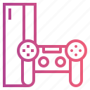 console, device, game, gamer, gaming, multimedia, play, portable, station icon