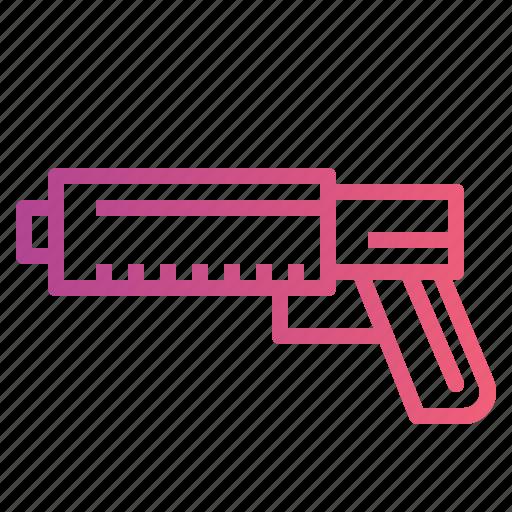 Control, game, gaming, gun, guns, laser, video icon - Download on Iconfinder