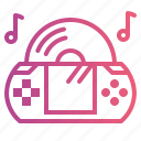 game, music, musical, note, player, quavermusic icon