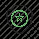 achievement, award, cup, prize, reward, sheild, trophy, winner icon