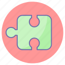 game, gaming, puzzle, solution icon