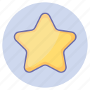 badge, game, gaming, rating, shine, star icon