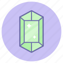 diamond, game, gaming, jewel, present icon icon