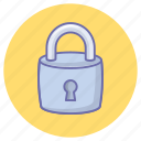 closed, game, gaming, lock, secure, security icon
