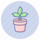 game, gaming, growth, plant icon