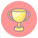 award, cup, game, gaming, trophy icon