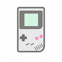 game, gameboy, gameboy classic, gaming, nintendo, retro, videogame icon