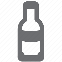 alcohol, beer, drink, food and drink, gray, restaurant icon