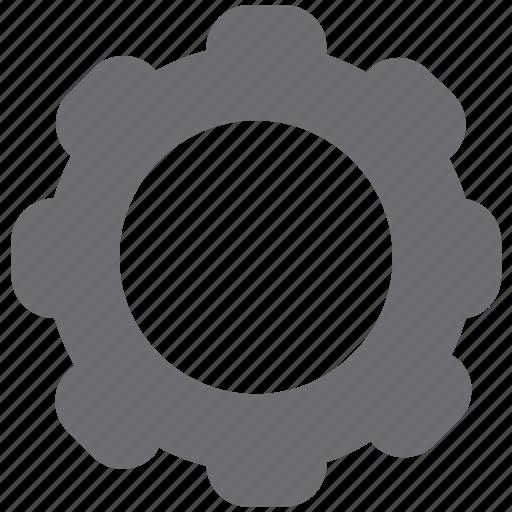 analytics, edit, gear, gray, logistics, settings, tool icon