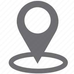 geo, geography, gray, location, map, pinpoint icon