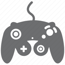 entertainment, gamecube, gray, media, player4, video games icon