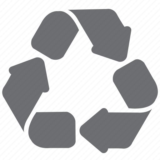 eco, eco-friendly, environment, environmentalist, gray, nature, recycle icon