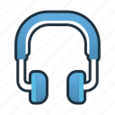 audio, gadget, gaming gear, headphone, headphones, music, sound icon