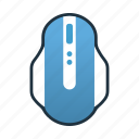 click, computer, equipment, gaming gear, mouse, pc, technology icon