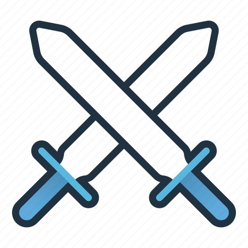battle, category, fantasy, game, role-playing, sword, weapon icon
