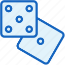 dice, game, gaming, monopoly, play icon