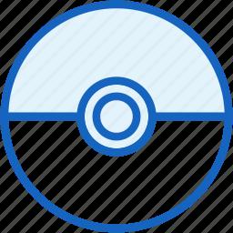 gaming, pokeball, pokemon icon