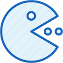 gaming, pacman icon