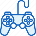 console, gaming, joystick icon