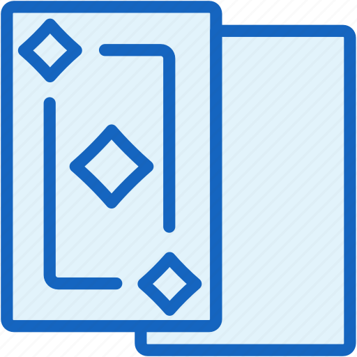 back, cards, game, gaming, suit icon