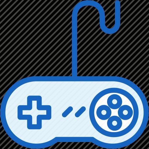 controller, gaming, joystick, retro icon