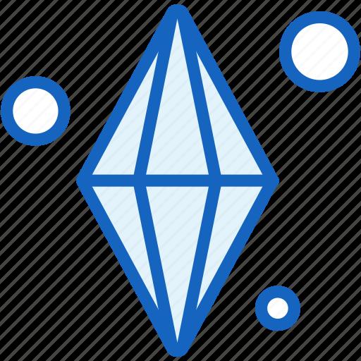 crystal, fantasy, gaming, save, saving icon