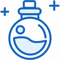 gaming, health, mana, points, potion icon