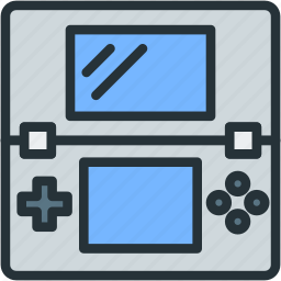console, game, gaming, portable icon