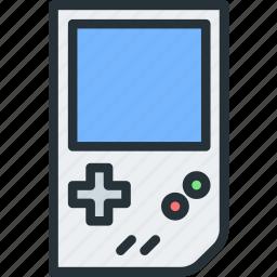 boy, console, game, gaming, retro icon