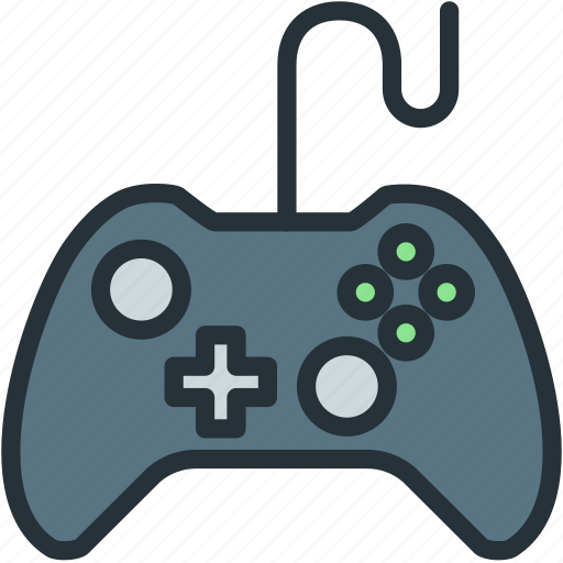 console, gaming, joystick icon