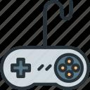 gaming, controller, joystick, retro