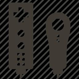 game, gaming, handheld, joystick, solid, video icon