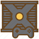 computer, console, game, gaming, handheld, video icon