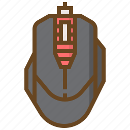 computer, game, gaming, handheld, mouse, video icon