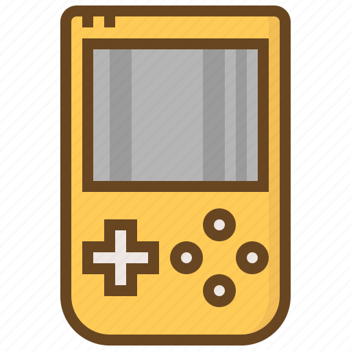 computer, console, game, gameboy, gaming, handheld, video icon