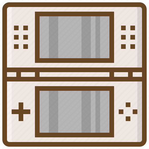 computer, console, game, gaming, handheld, nds, video icon