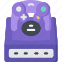 console, cube, game, games, gaming, playing icon