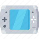 console, games, gaming, hand, held, playing, psp icon