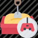 sandbox, games, game, type, gaming, playing