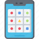 casual, game, games, gaming, mobile, phone, playing icon