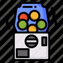game, gashapon, japan, machine, toy icon