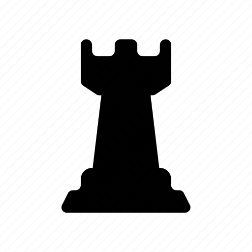 casino, chess, console, game, gamepad, gaming, rook icon